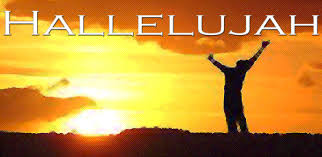 Hallelujah is an Exhale