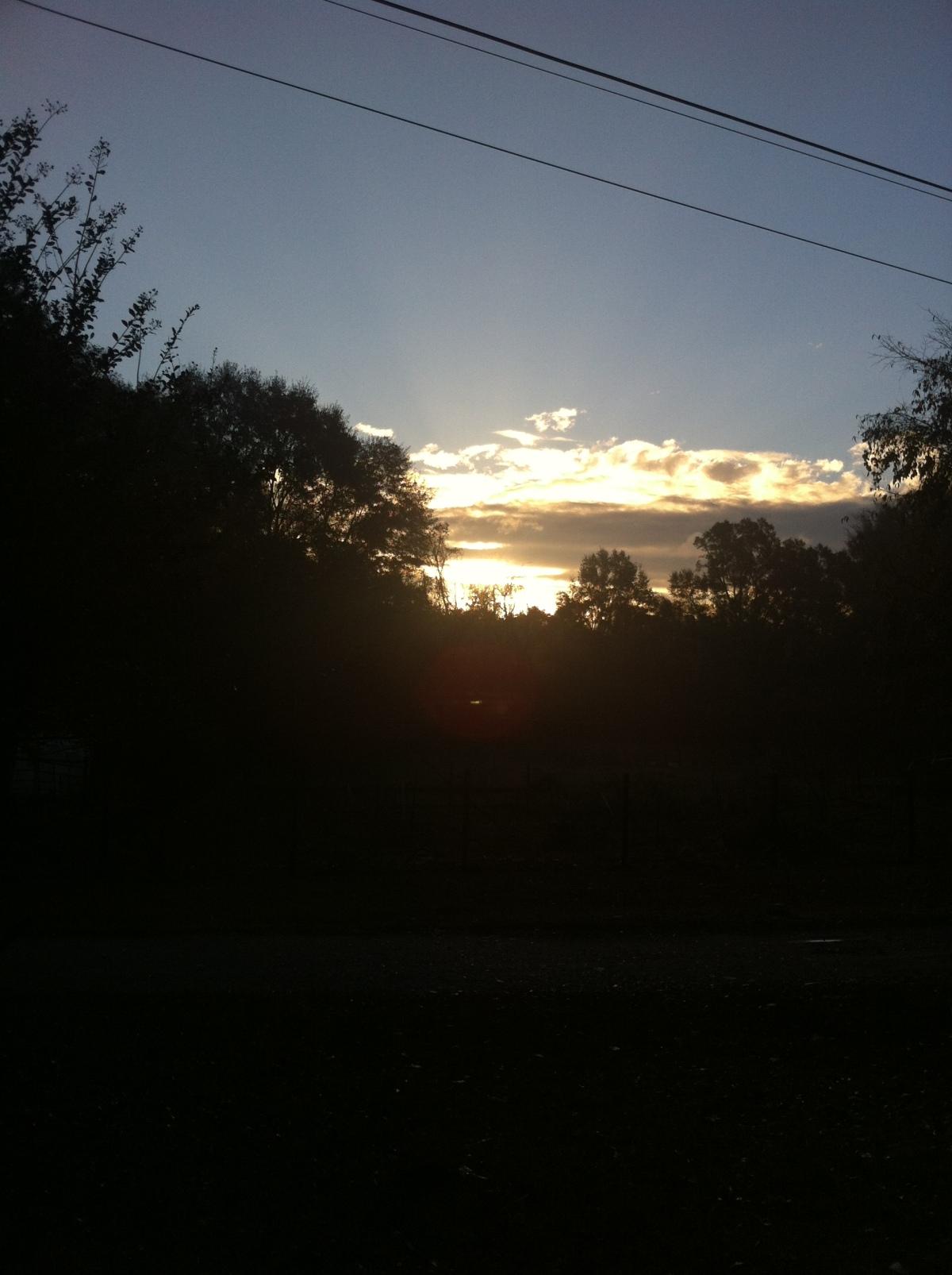 Sunrise Benediction