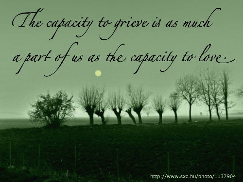 Capacity-to-grieve