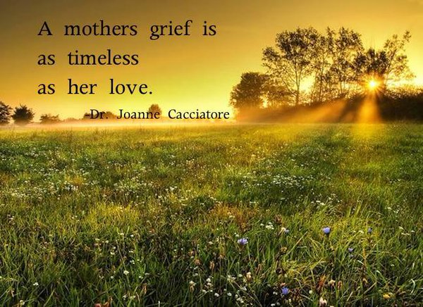 Bereaved Parents Month Post:  Stuck or Unstuck in Grief-Who Gets To Decide?