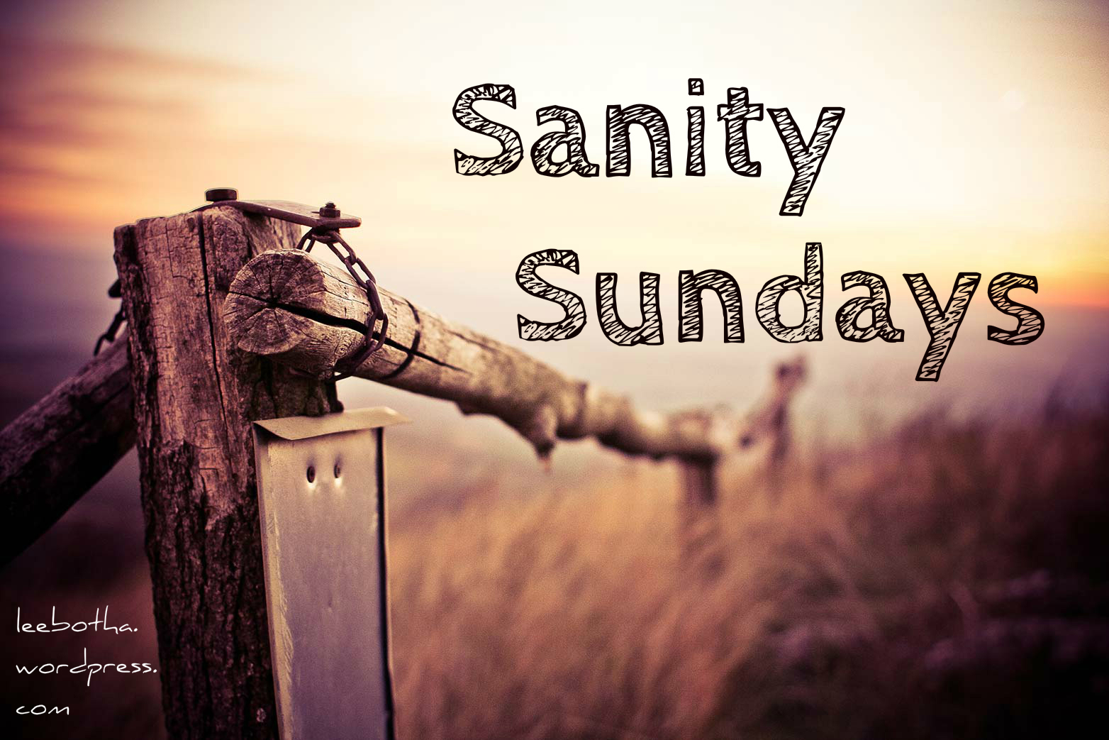 sanitysundays