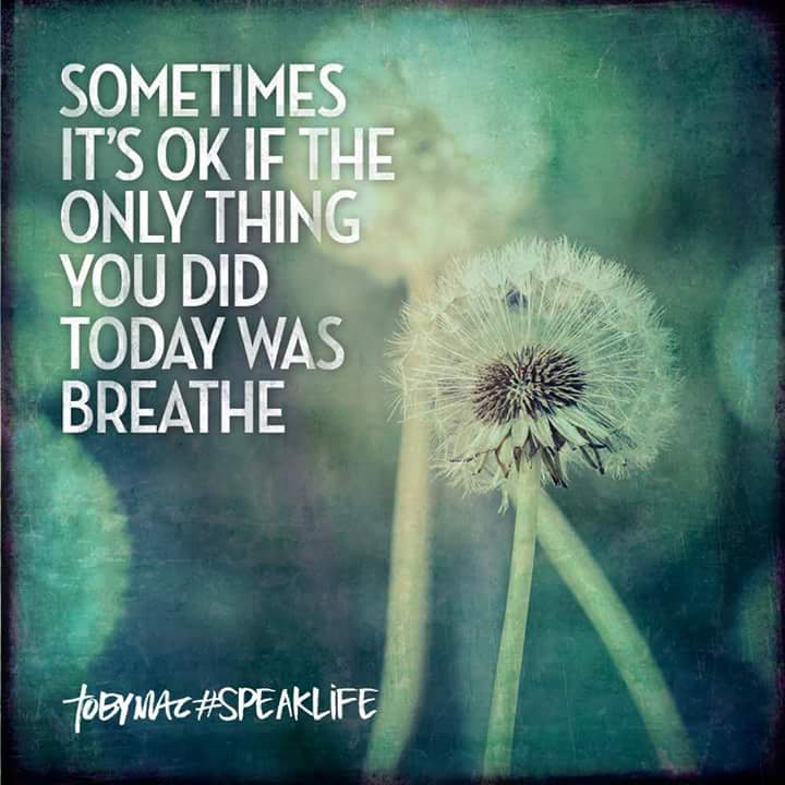 Repost:  Breathe In.  Breathe Out. Repeat.