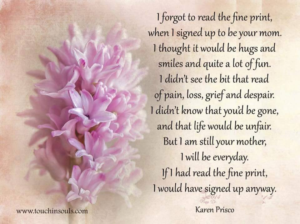 Mother's Day as a Bereaved Mother