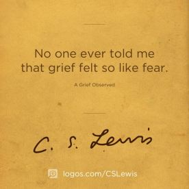 grief like fear