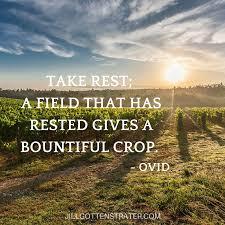 rest field