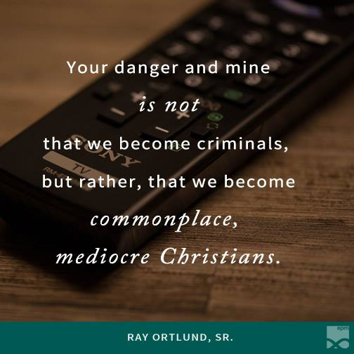 common mediocre christians
