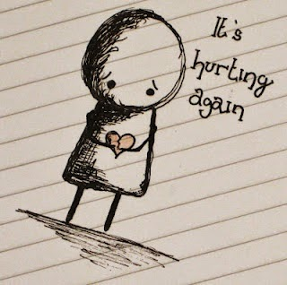 its hurting again