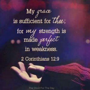 grace-sufficient