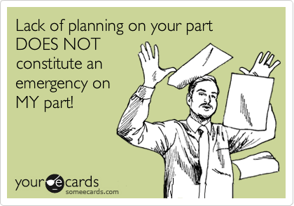 lack-of-planning