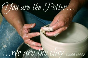 potter-clay