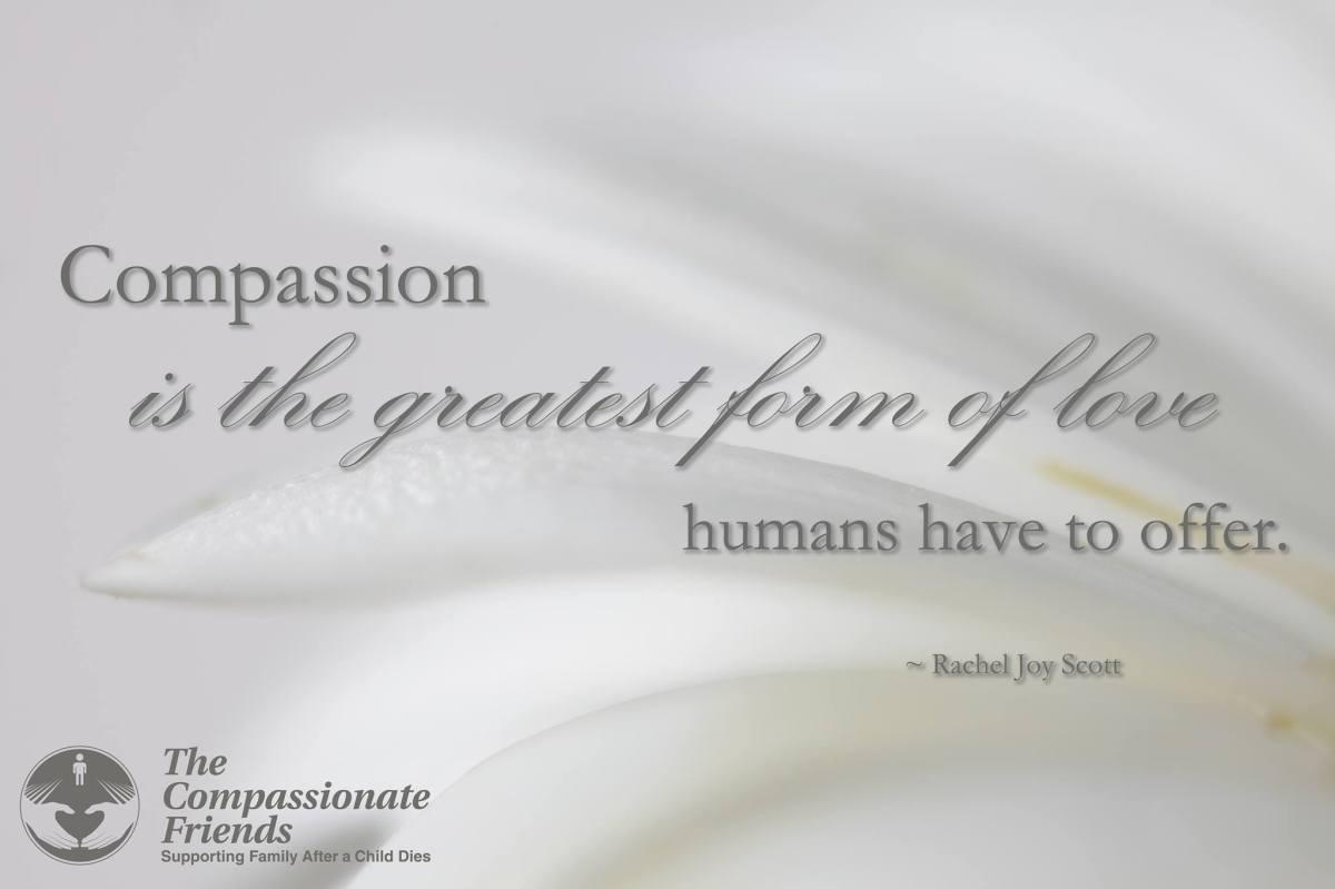Repost:  The Cost ofCompassion
