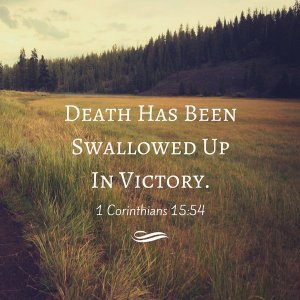 death-swallowed