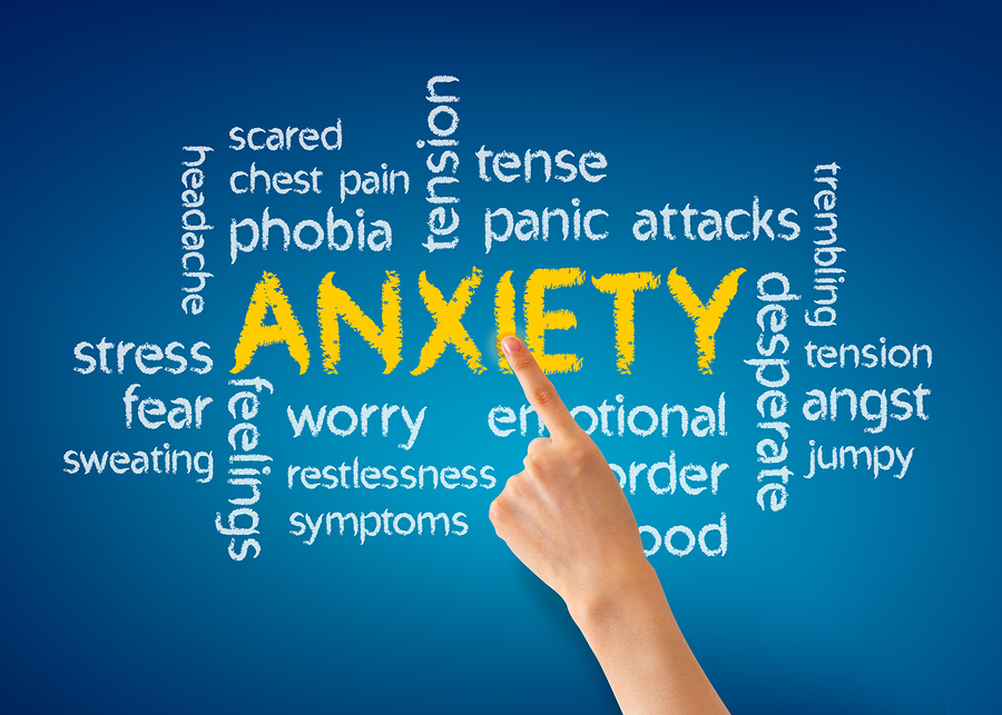 Anxiety and Child Loss