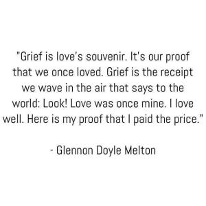 grief-is-loves-souvenir
