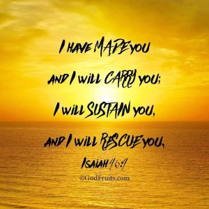 i-have-made-you-and-i-will-sustain-you