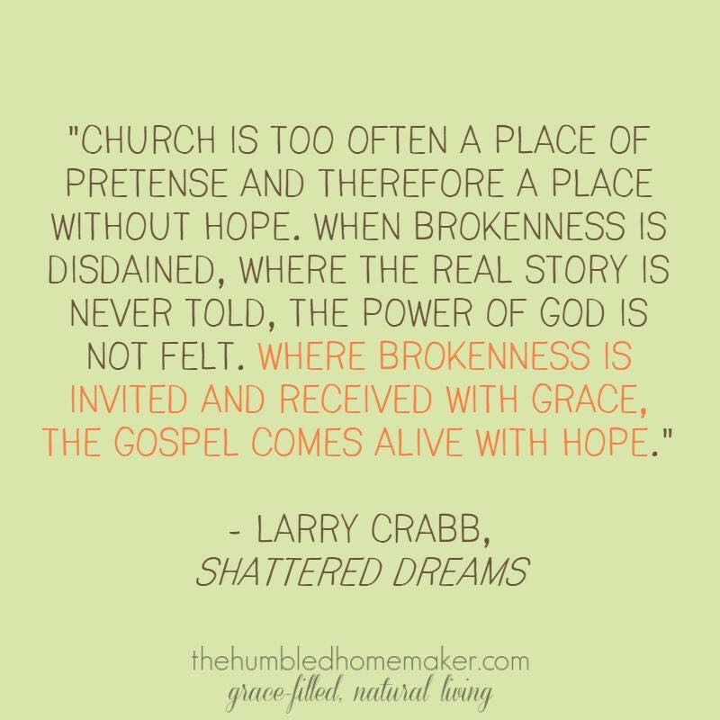 brokenness-is-the-gospel