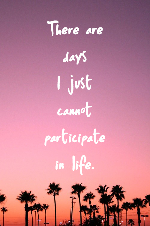 days-i-cant-participate
