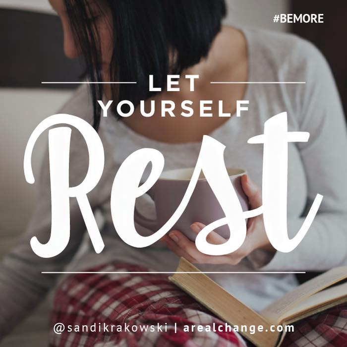 Repost:  The Inestimable Value of Rest