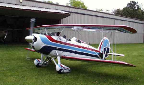 great lakes biplane