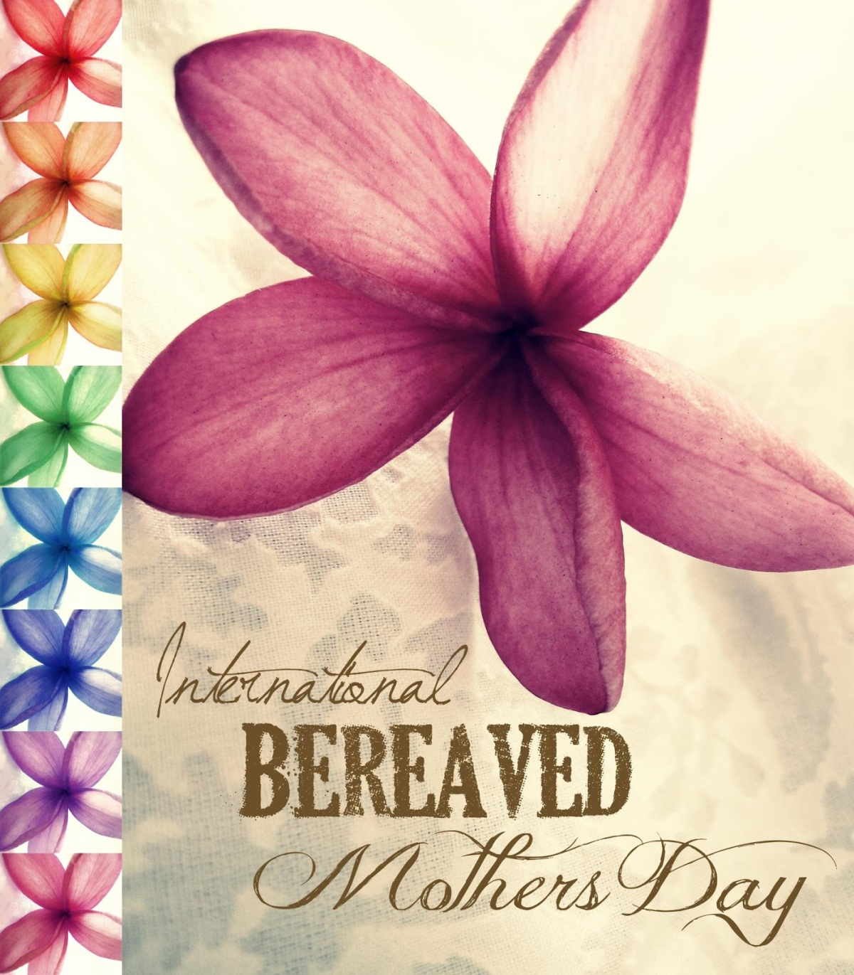 International Bereaved Mother's Day 2018