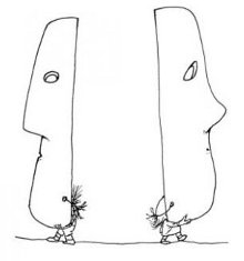 masks by shel silverstein