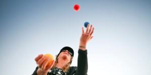 juggling huff post