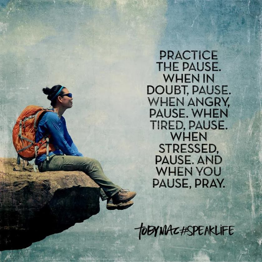 practice the pause toby mack