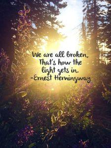 all broken trees