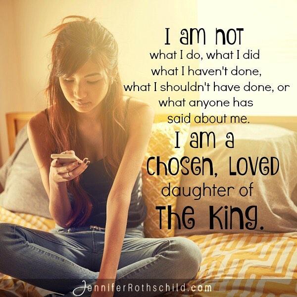 chosen daughter