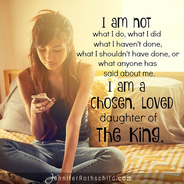 chosen daughter