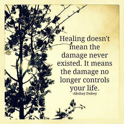 healing doesnt mean damage never existed