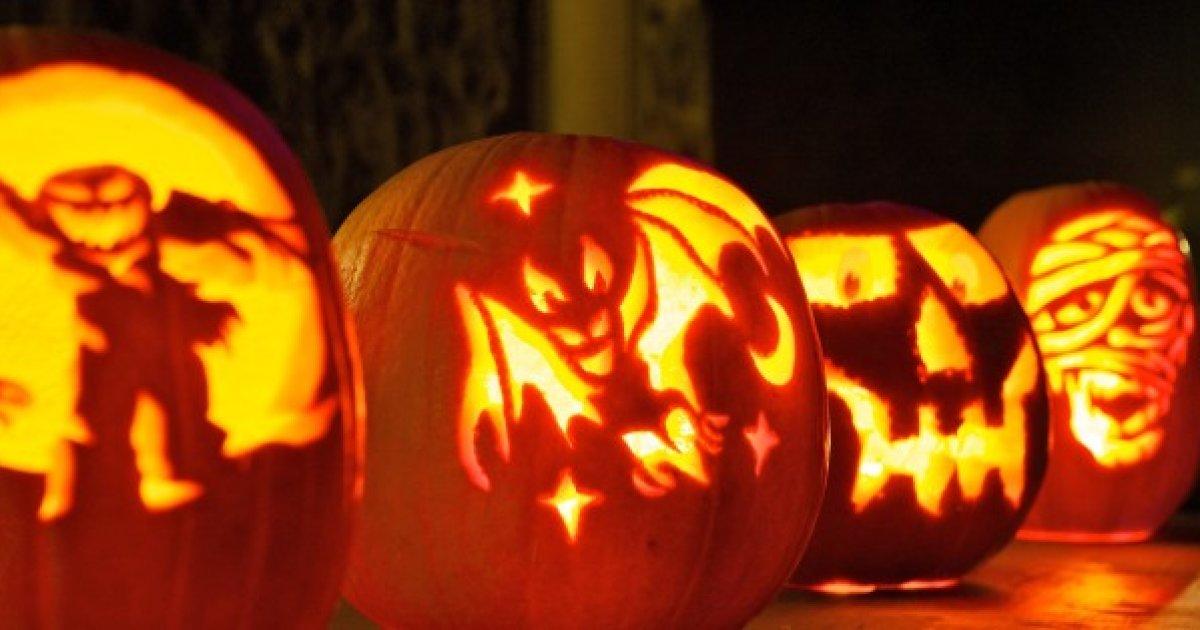 Repost:  Halloween