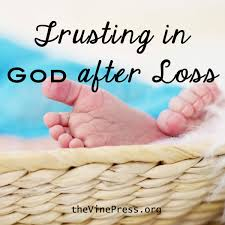 Learning To Trust God Again After Loss