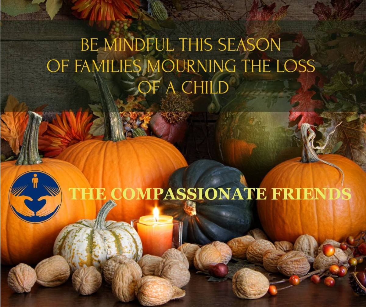 Thanksgiving: Ten Ways to Love a MourningHeart