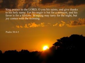 thanksgiving psalm 30_4