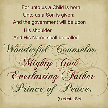 prince of peace image