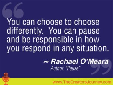 choose to respond