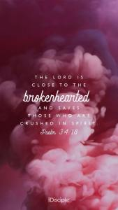 close to the brokenhearted
