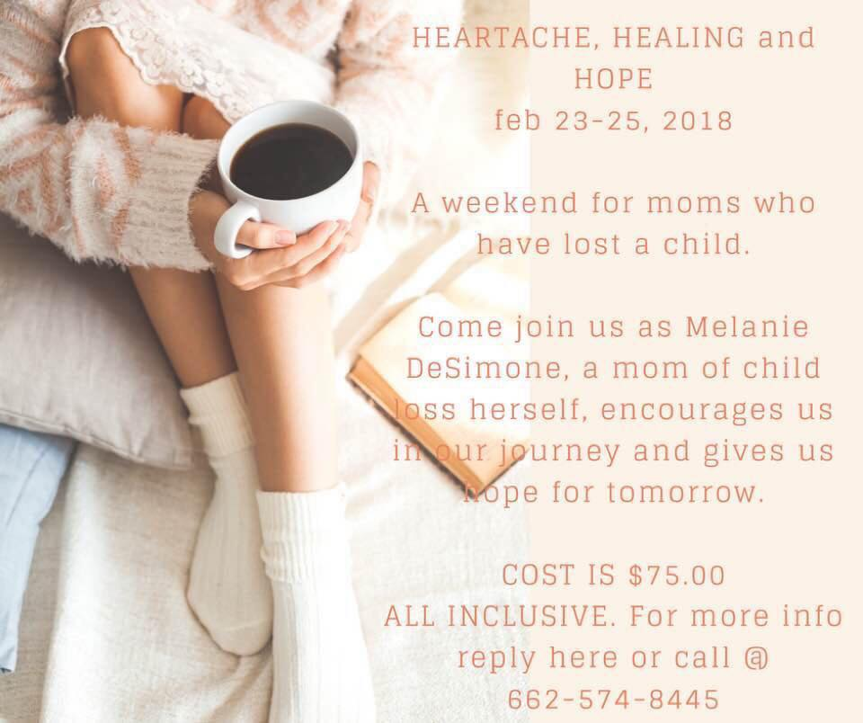 heartache healing and hope conference