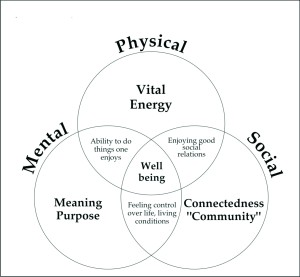 physical mental well being