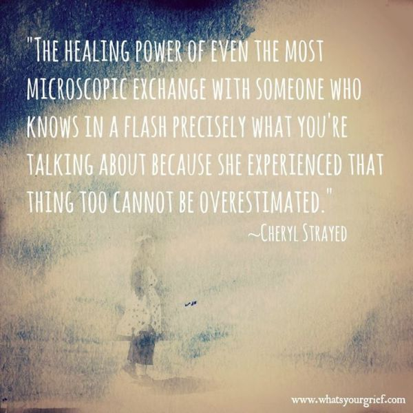 healing power of exchange