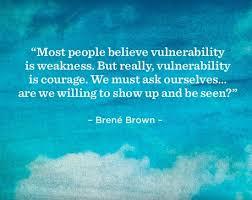vulnerability brene brown