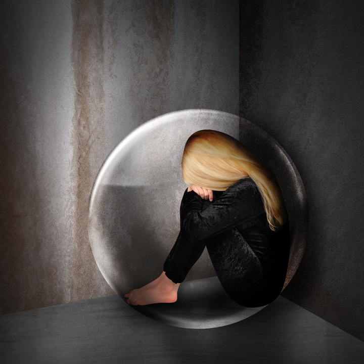 grief bubble
