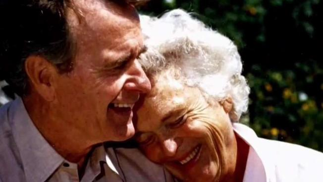 Barbara Bush, Bereavement and Being Brave