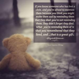 mention them teddy bear
