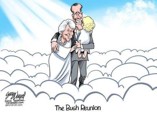 bush reunion