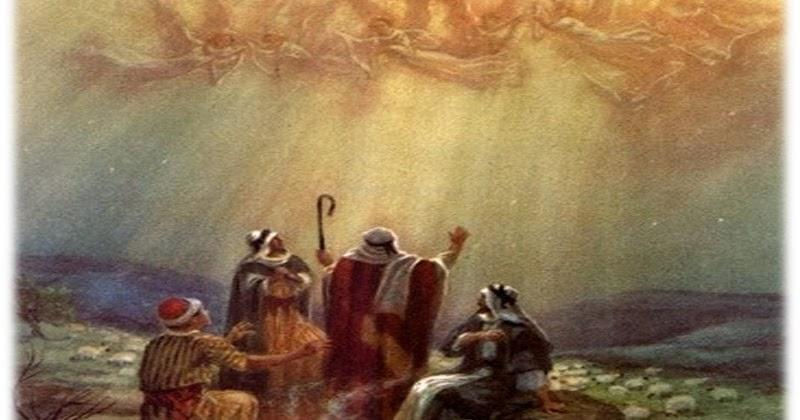 shepherds angels