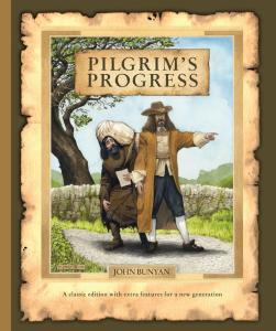 pilgrims progress cover