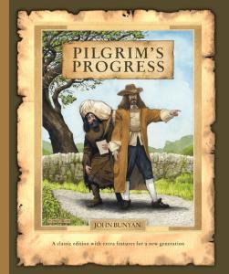 pilgrims progress cover