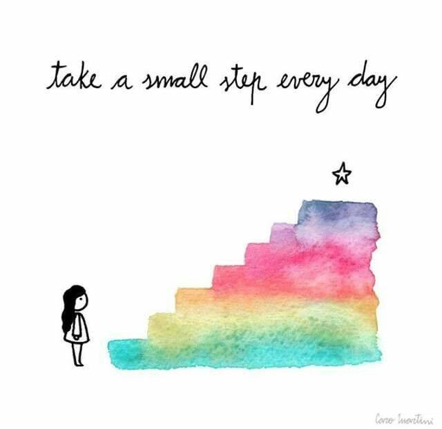 Every Tiny Step Counts